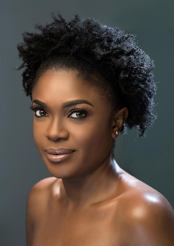 My Natural Hair Journey Omoni Oboli